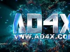 AD4X Video - Bruno B Cherry Petite Blowmobile trailer HD