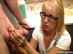 Cum Bath In The Bathroom