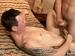 Sexy married male gets nailed by a gay