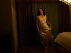 Dancing Satin Nightgown
