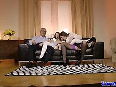 Euro lingerie mature swaps cum with babe