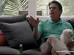 Amanda Peet nude - Togetherness S01E06