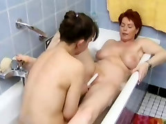 AD and KR german retro 90&039;s butty lingirie big tits dol5