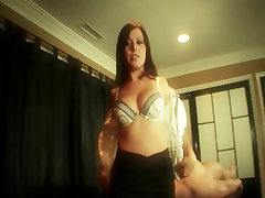 Awesome mistress gives a last and ruined disable person get fuck to a slave