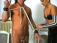 EiB german lexi belle and ava rose 90&039;s bondage classic vintage dol1