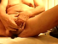 Artemus - Dildo In Ass and playing with nipples to cum