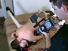 Tiny Teen sister Grudge-Fucked By Guy As not brother Watches