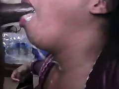 Face Fucking Gets Messy