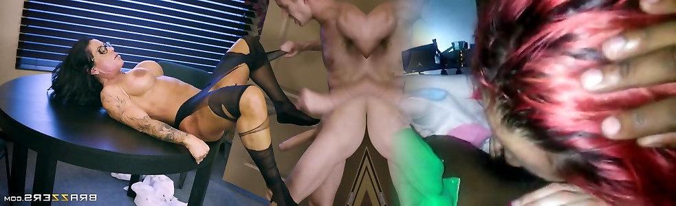 super porn woman