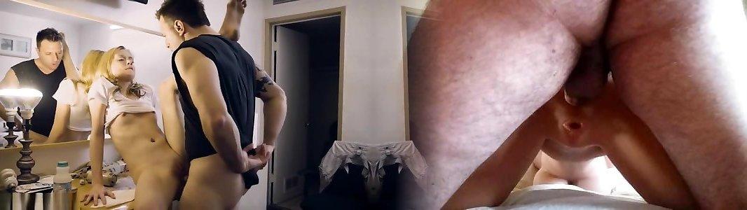 Forró fiatal tini szex videó