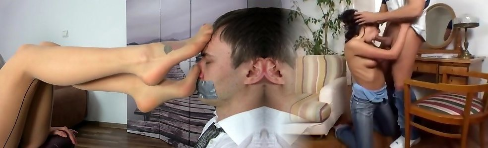 First time throat pounded orgasm